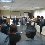 O acordo foi assinado na presença da diretoria do OAB/RR, de conselheiros federais e integrantes de comissões