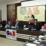 Conselho da Seccional reunido no dia da aprovação das contas