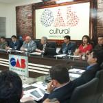 A criação ocorreu durante a reunião do Conselho Seccionall