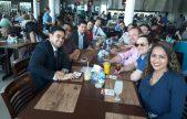 Comissão de Direito do Trabalho apresenta ações em almoço de integração