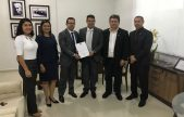 Presidência da OAB recebe proposta de tabela de honorários para advocacia previdenciária