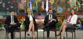 Jovem Advocacia debate 'Estratégias e consolidação da carreira' em último painel