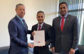 Presidente da OAB/RR entrega pauta da  Advocacia para lideranças do PRB no Congresso