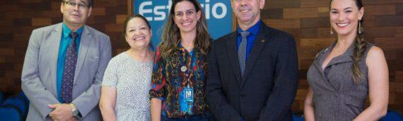 OAB/RR e Estácio da Amazônia renovam convênio