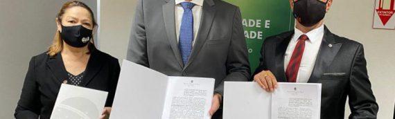 Obras de reforma e construção da sede da OAB Roraima serão retomadas em dez dias