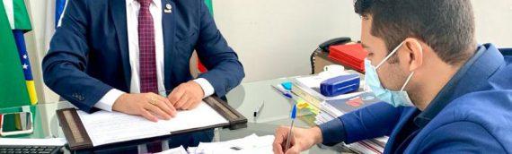 OAB EM AÇÃO – HONORÁRIOS ADVOCATÍCIOS: Presidente da OAB/RR e presidente da Comissão de Estudos Constitucionais solicitam à Corregedoria do TJRR que magistrados deixem de condicionar a expedição e o levantamento de alvarás judiciais a retenção de imposto de renda