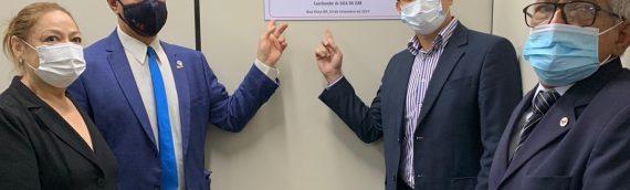 Conselho Seccional inaugura mais uma Sala da OAB, desta vez na Comarca de Bonfim